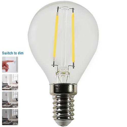 filament lamp dimbaar 2700K 4 Watt