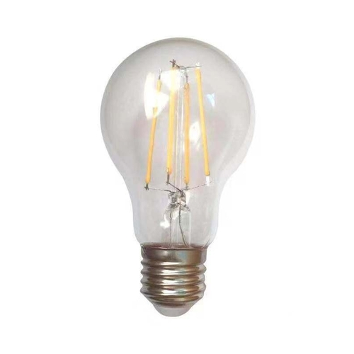 LED filament lamp dimbaar 4 Watt grote fitting E27 2100K extra warm wit