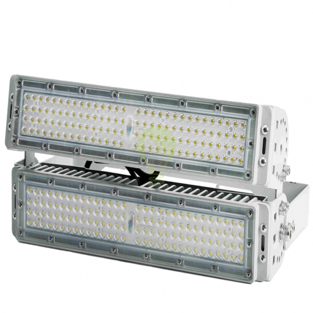 LED Bouwlamp 200W IP65 | Klasse 1 | High Power