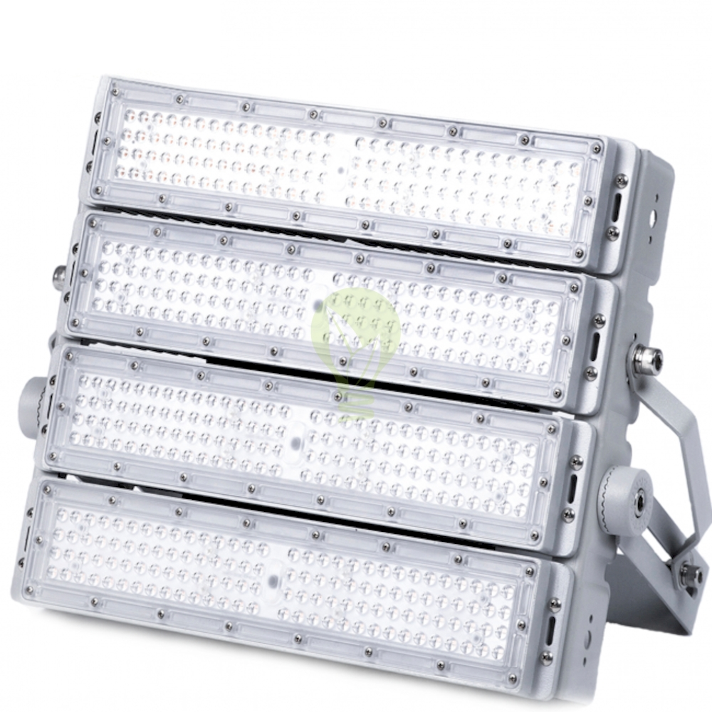 LED Bouwlamp 400W IP65 | Klasse 1 | High Power