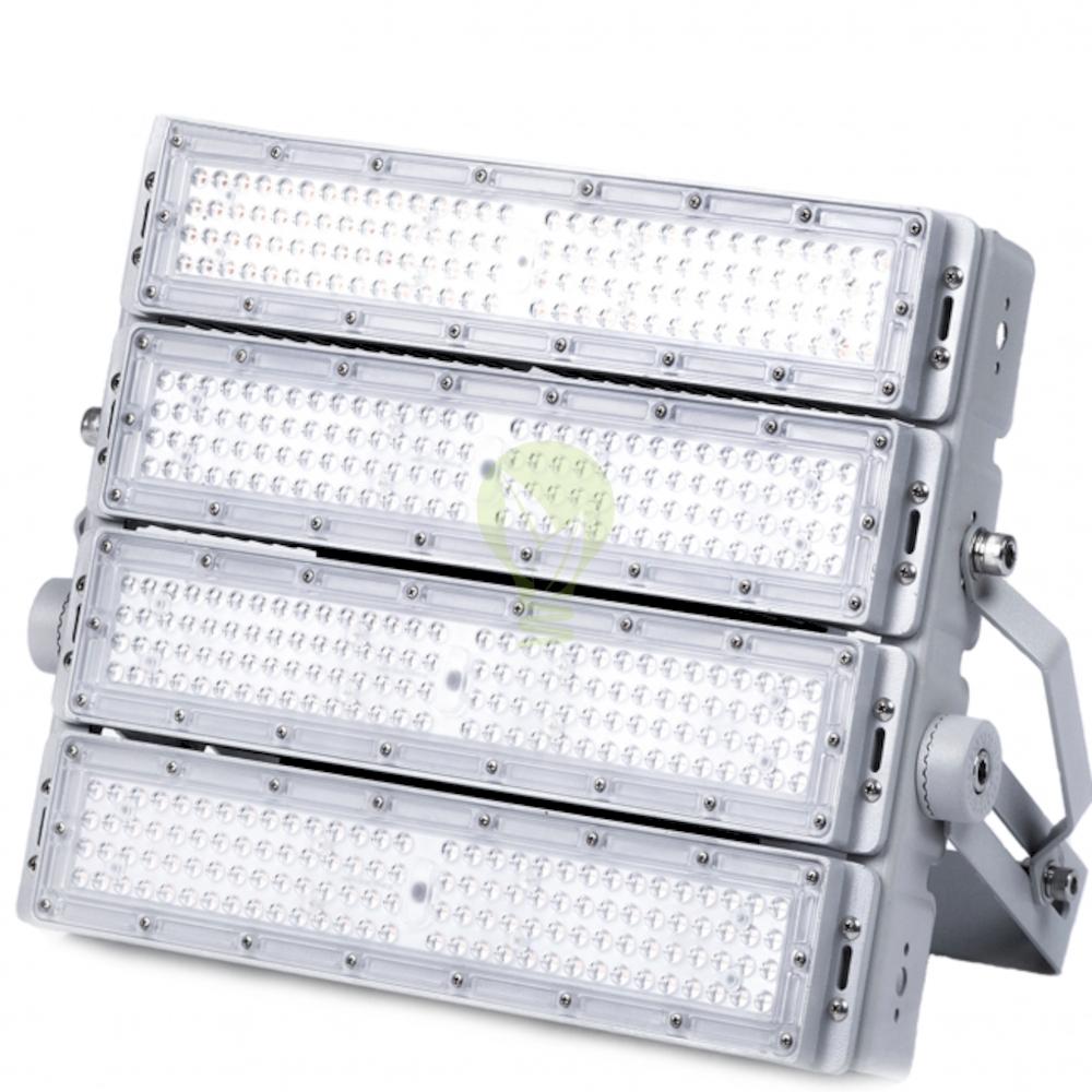 LED Bouwlamp 400W IP65 | Klasse 1 | High Power