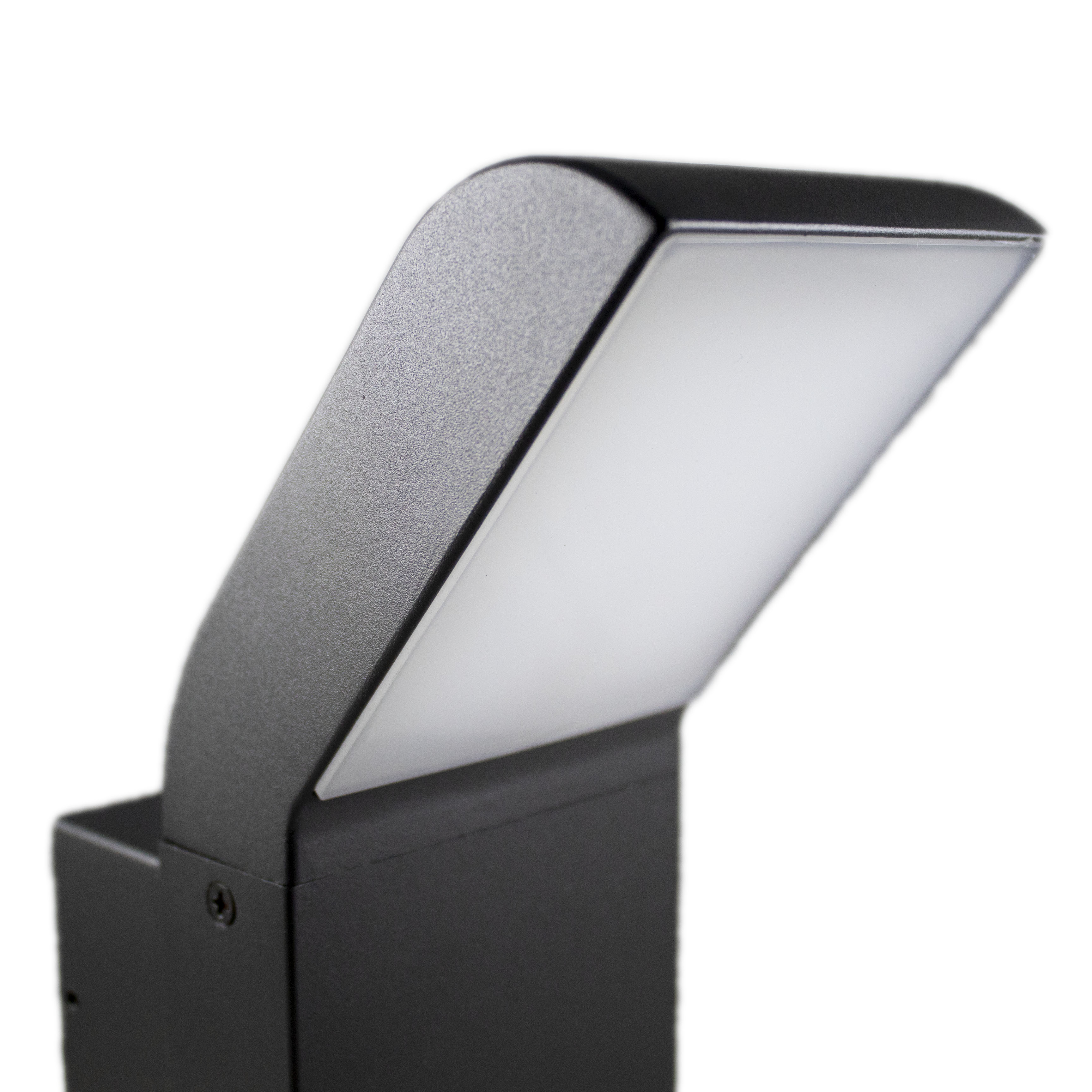 Wandlamp buiten 12 watt 4000K - naturel wit - lamp