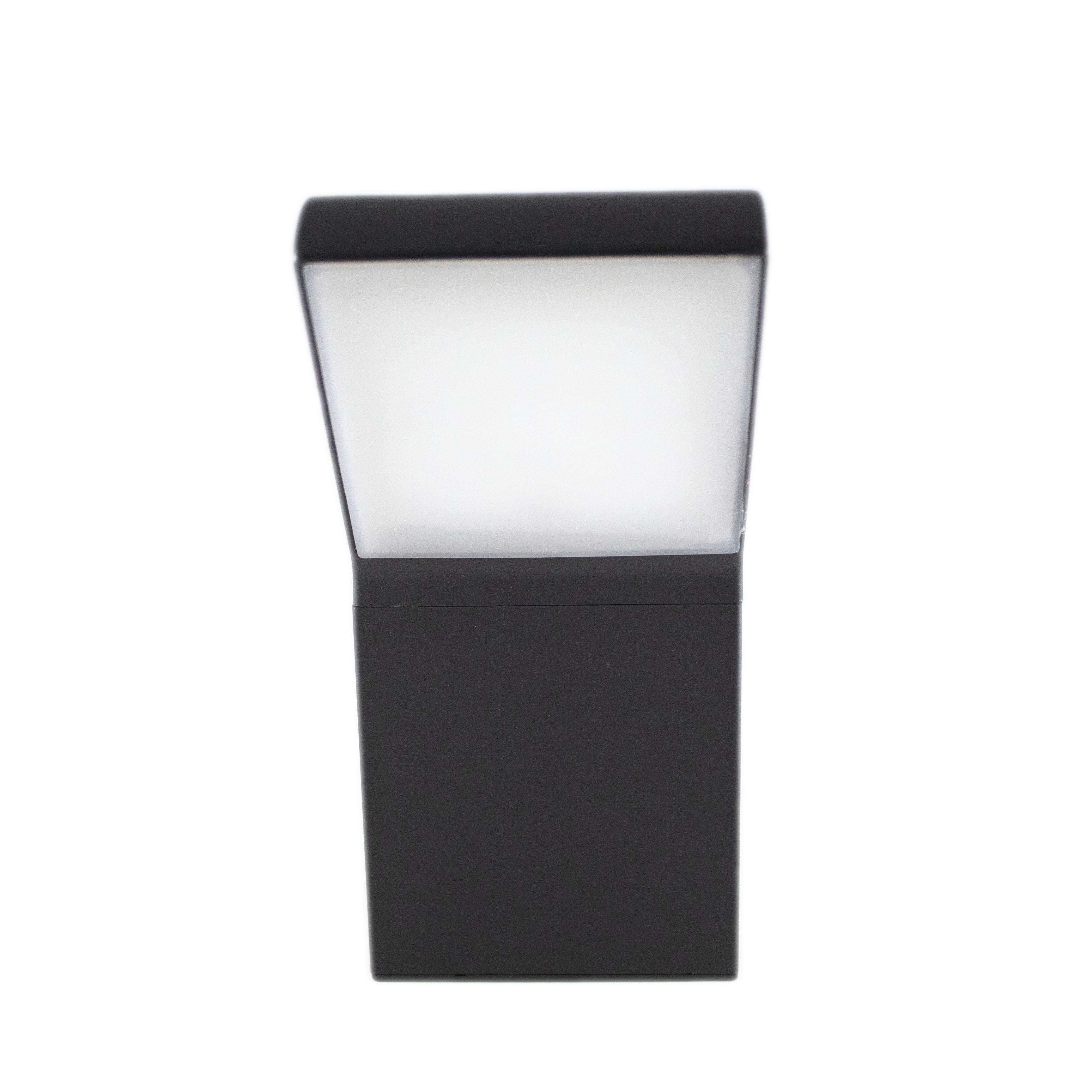 Wandlamp buiten 12 watt 4000K - naturel wit - vooraanzicht
