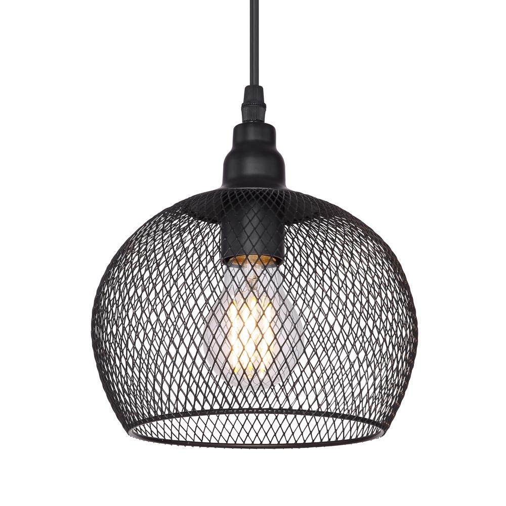 LED moderne hanglamp E27 fitting - lampenkap