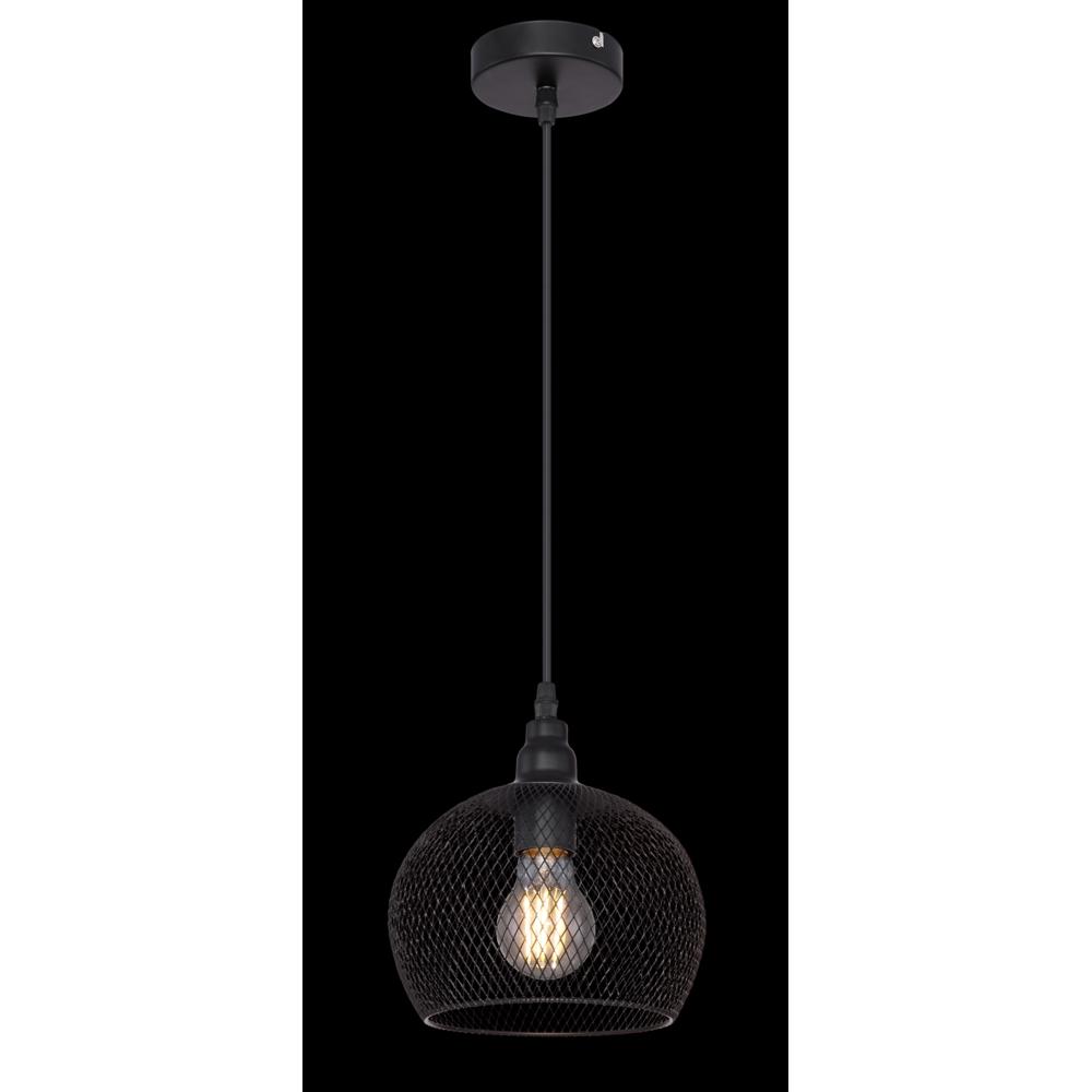 LED moderne hanglamp E27 fitting - donkere achtergrond