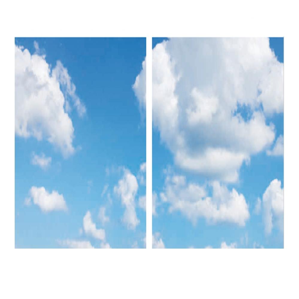 Fotoprint- Wolken- 595 x 595 mm