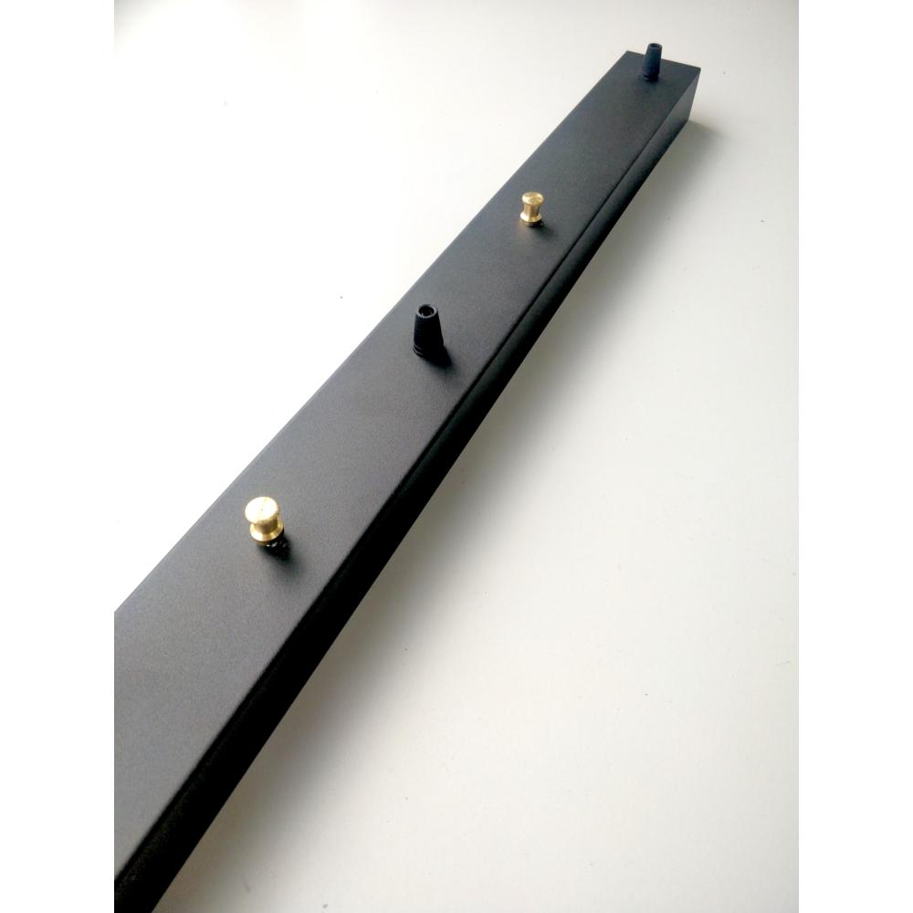 Montage plaat 78cm voor hanglamp - Close up