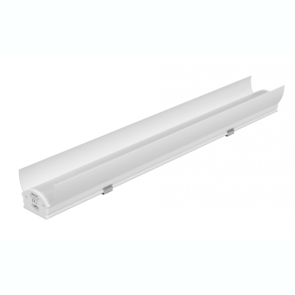 Complete batten LED T8 armatuur 60cm - 18 watt - 5000K Daglicht - reflector