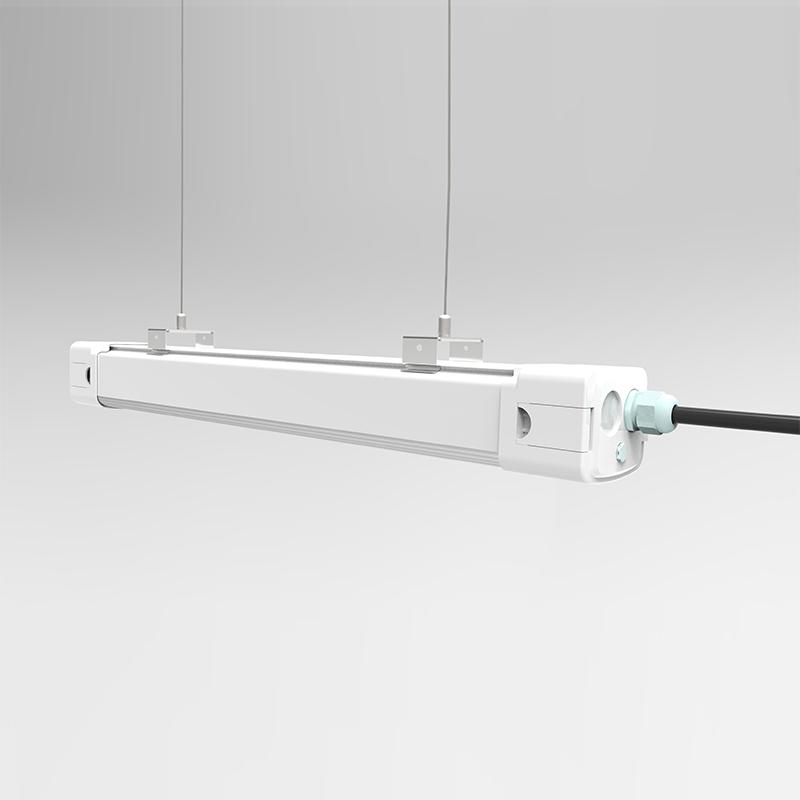 LED Batten armatuur 150cm - 60 watt - pro serie - daglicht wit - aan kabels