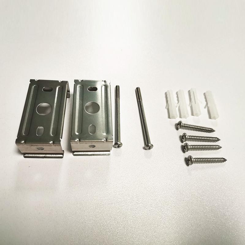 LED Batten armatuur 150cm - 60 watt - pro serie - daglicht wit - bevestiging materiaal