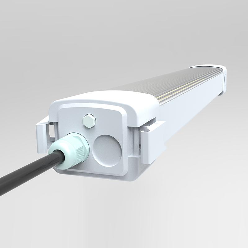 LED Batten armatuur 150cm - 60 watt - pro serie - daglicht wit - close up