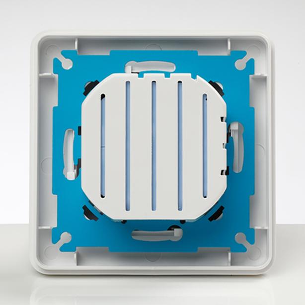 LED Dimmer 200W-MKII Achterkant