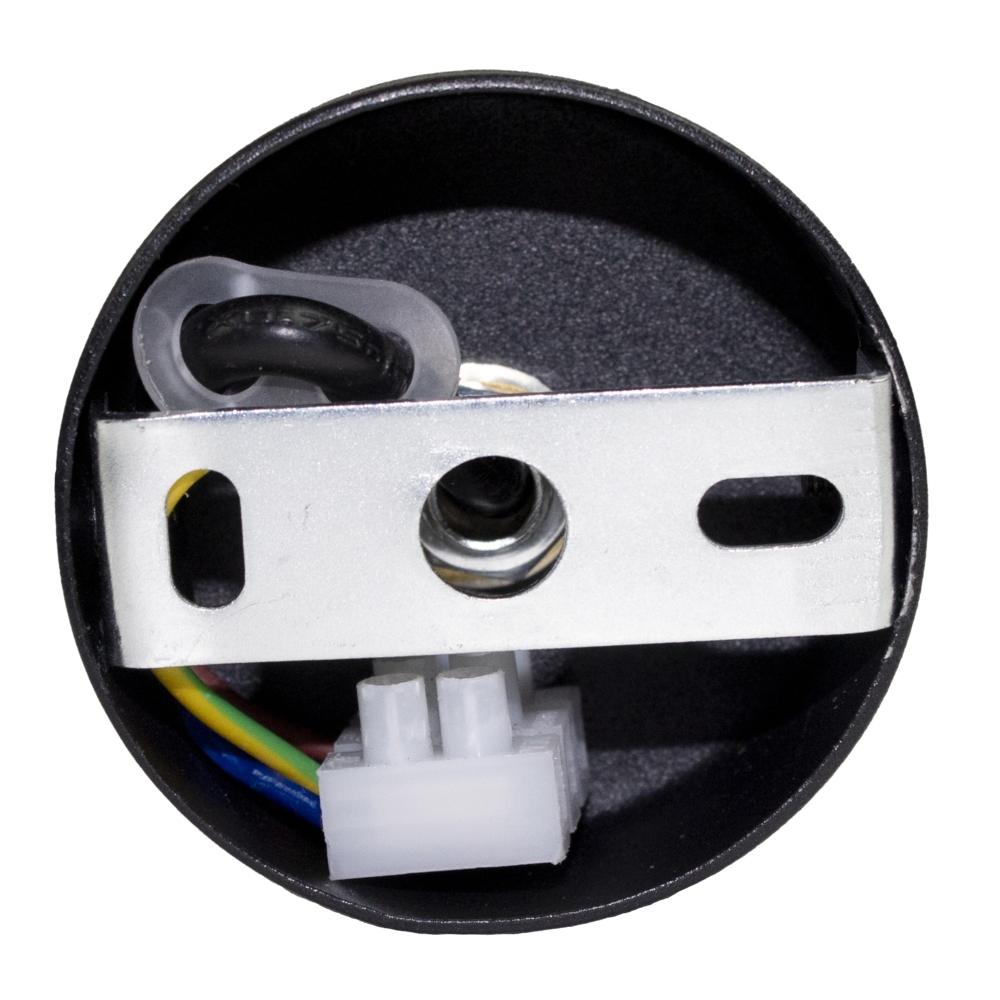 LED Hanglamp zwart - met GU10 fitting - langwerpig - modern - 30cm - dimbaar - montageplaat