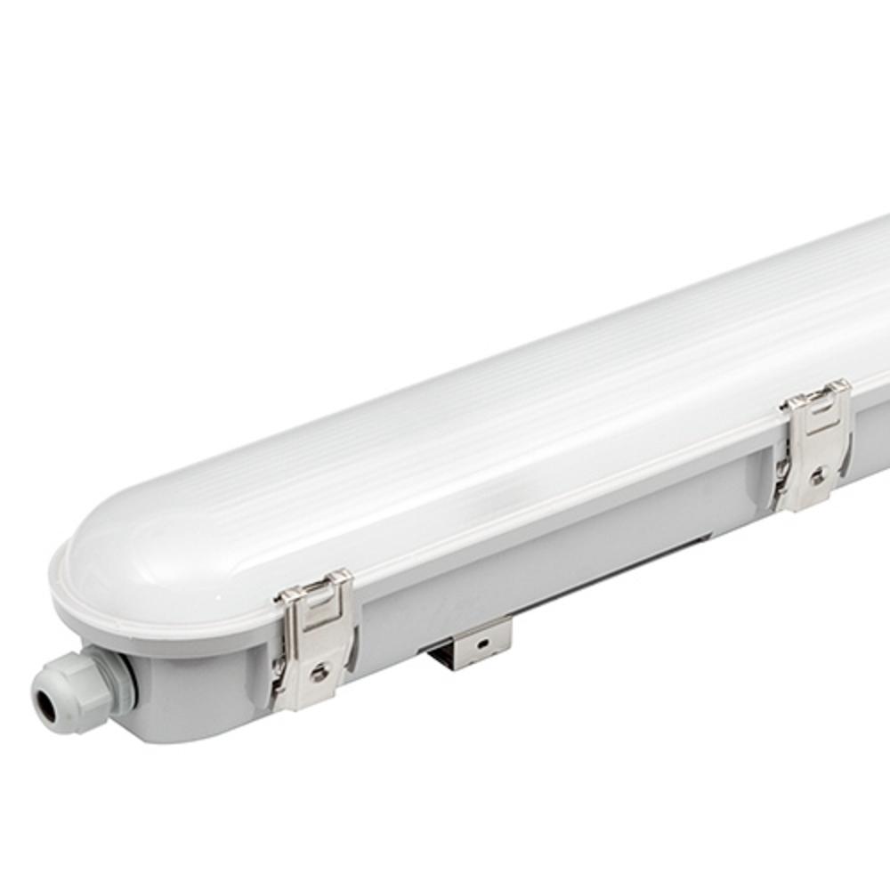 Complete TL LED armatuur batten - 120cm - 4000K naturel wit - 36 watt - pro serie