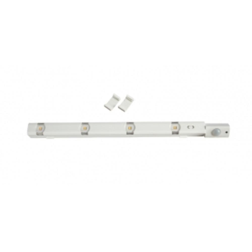 LED Kastverlichting met sensor - Batterij - 4000K