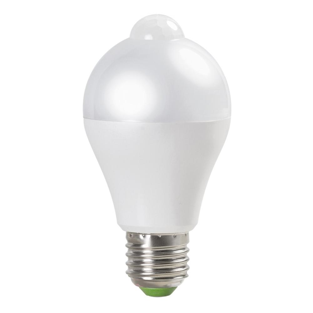 LED Lamp A60 - met PIR sensor - E27 fitting