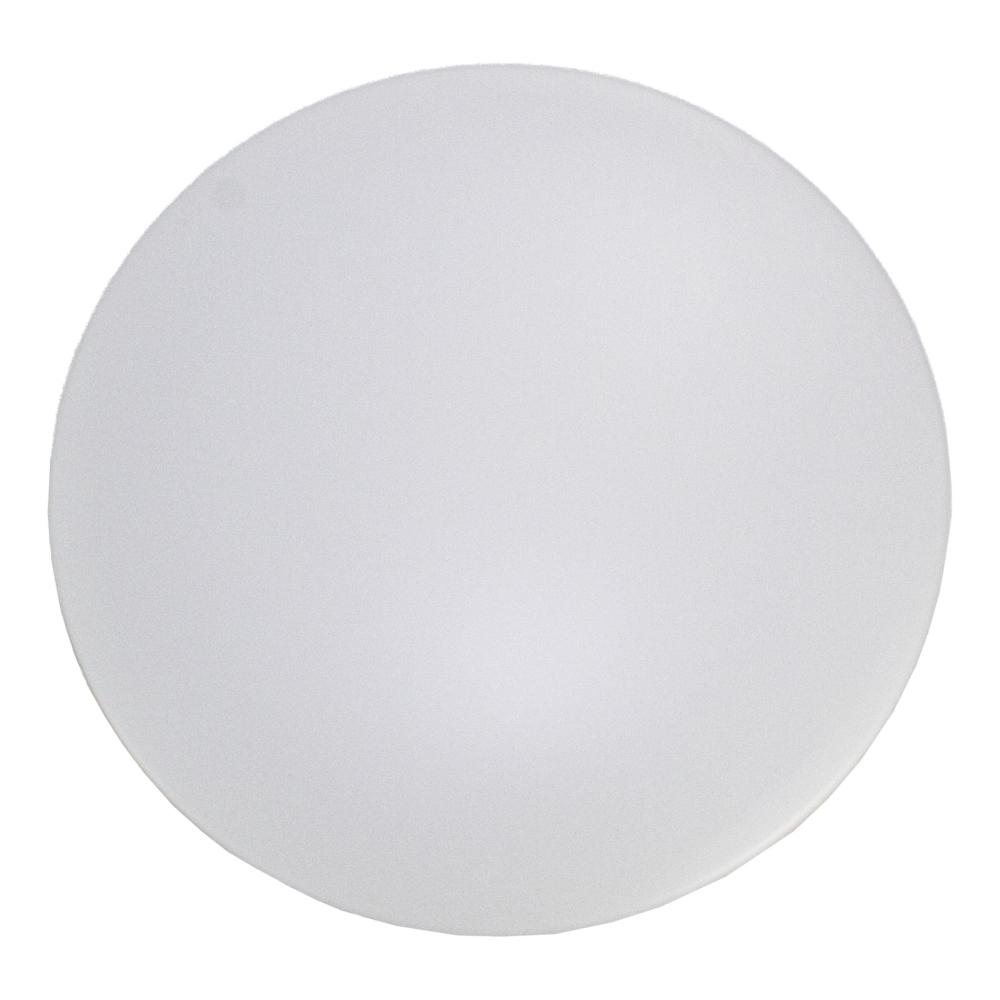 LED Plafondlamp 12 watt - 4000K naturel wit - modern - ERIK - voorkant