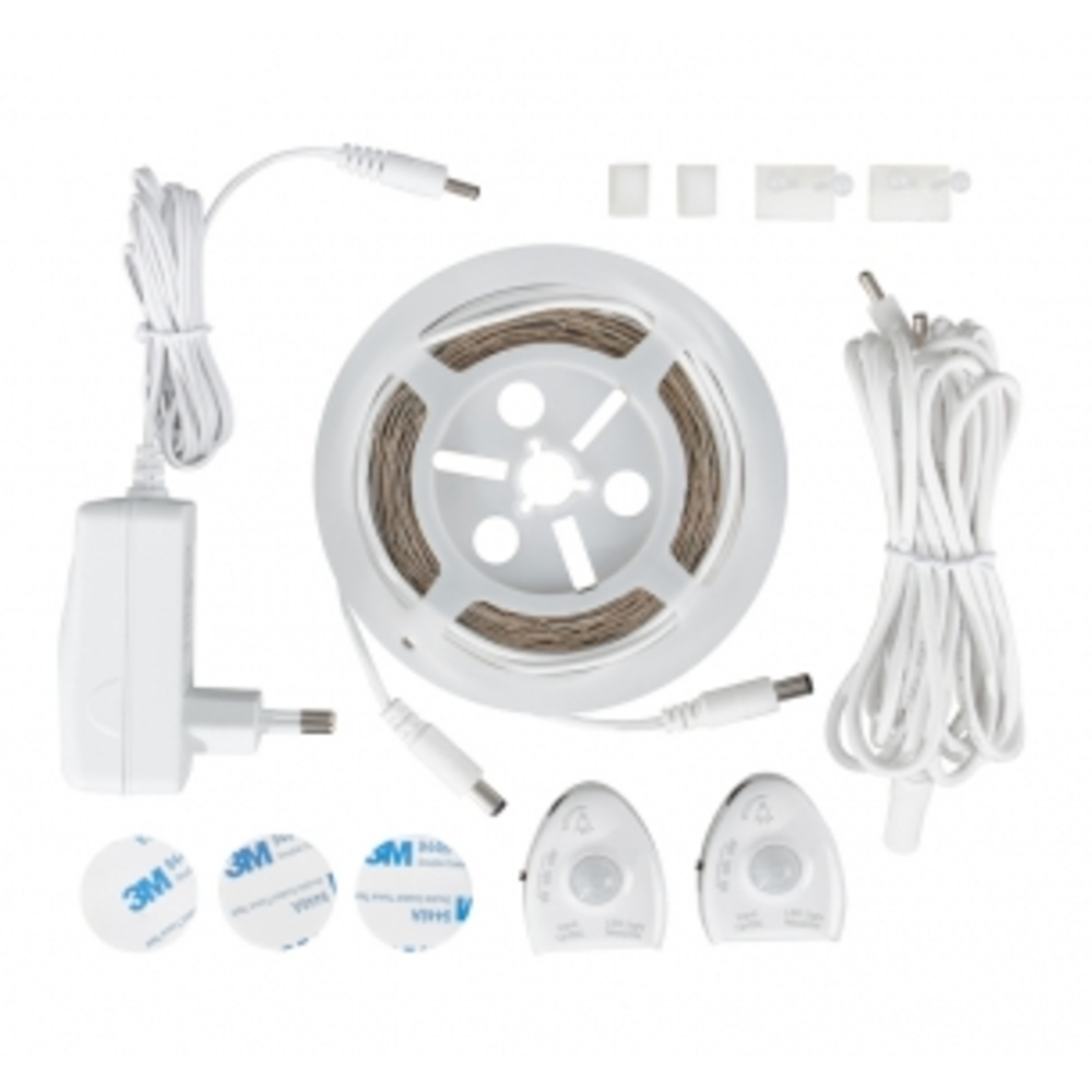 LED Strip Kast & bed verlichting met Sensor - dimbaar - complete set