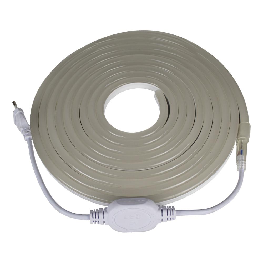 LED Strip NEON - 5 meter - daglicht wit 6000K - dimbaar - IP65