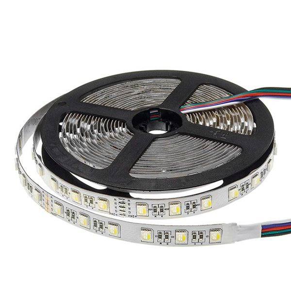 LED Strip RGB+Warm Wit - 5 meter - dimbaar - 60 LED per meter - High quality