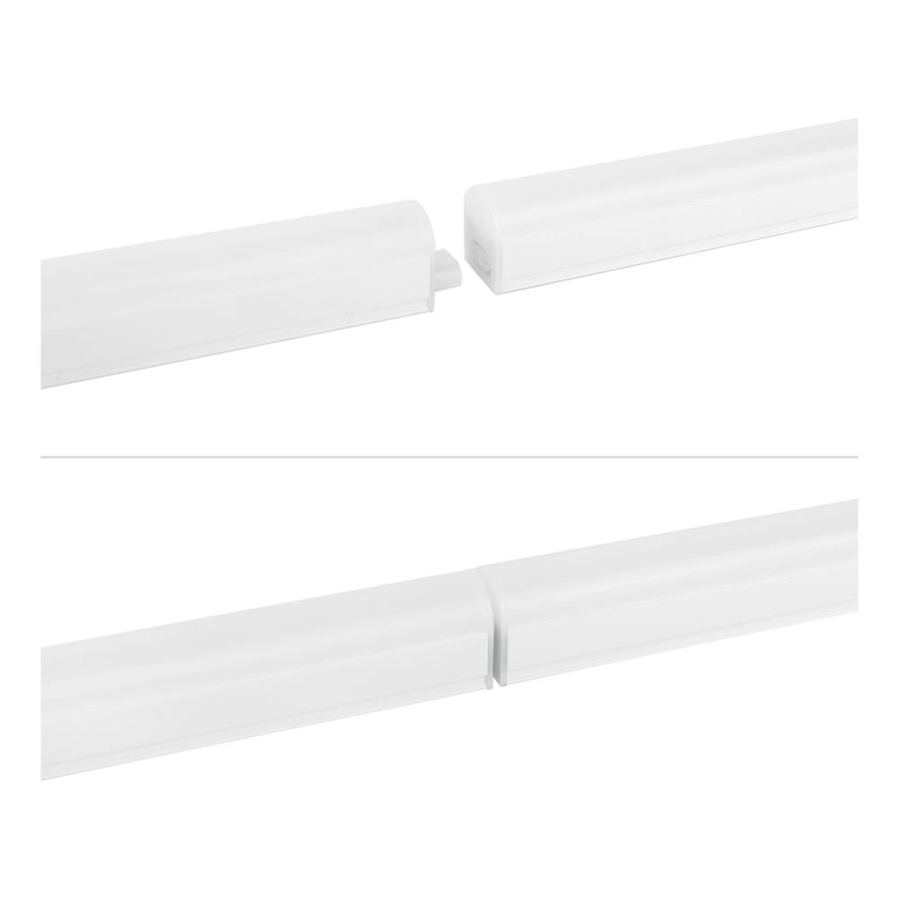 LED T5 tube - T5 geïntegreerd armatuur - koppelbaar - met schakelaar