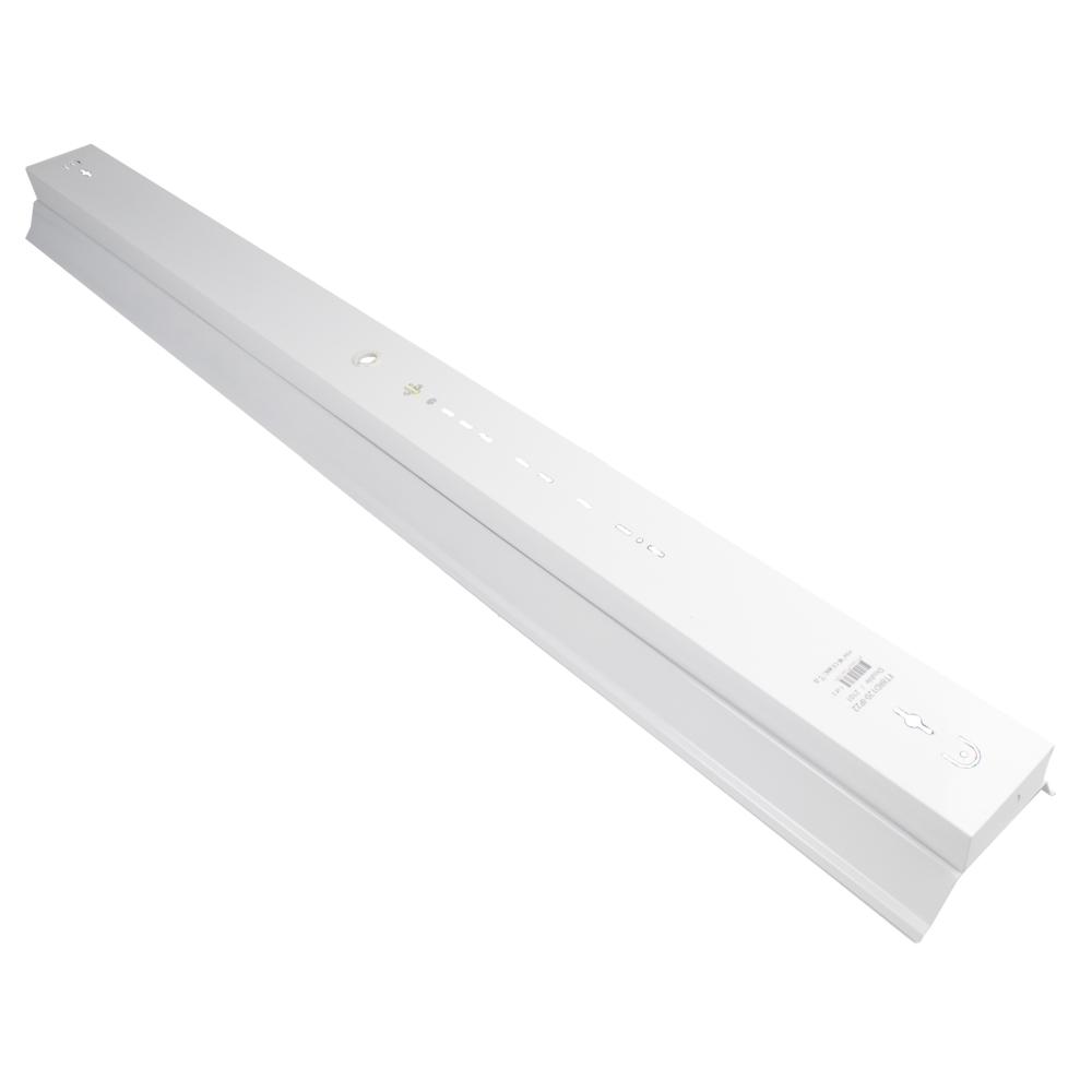 LED TL armatuur - bak - met reflector kap - 120cm - 150cm - trog armatuur T8 - IP22 - voor 2x led tl buizen - achterkant