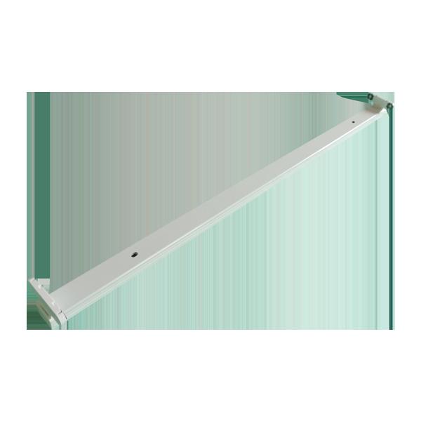 dubbele tl armatuur 120cm - ip22