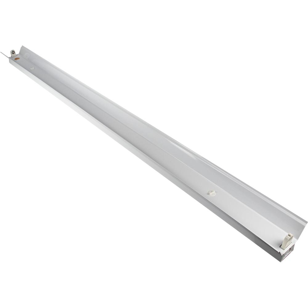LED TL armatuur - enkel - met reflector - TROG armatuur - 120cm en 150cm - T8