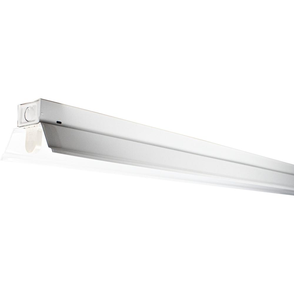 LED TL armatuur - enkel - met reflector - TROG armatuur - 120cm en 150cm - T8 - voorkant