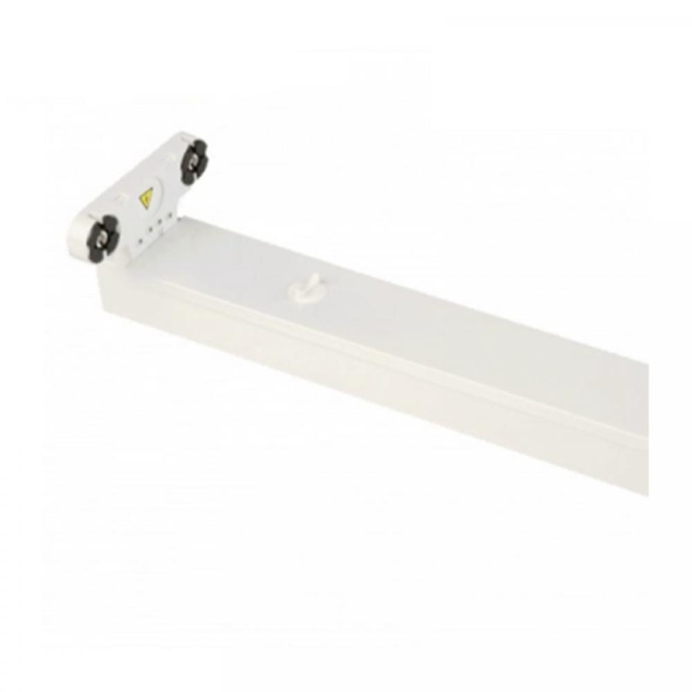 LED TL armatuur 60 centimeter dubbel IP22