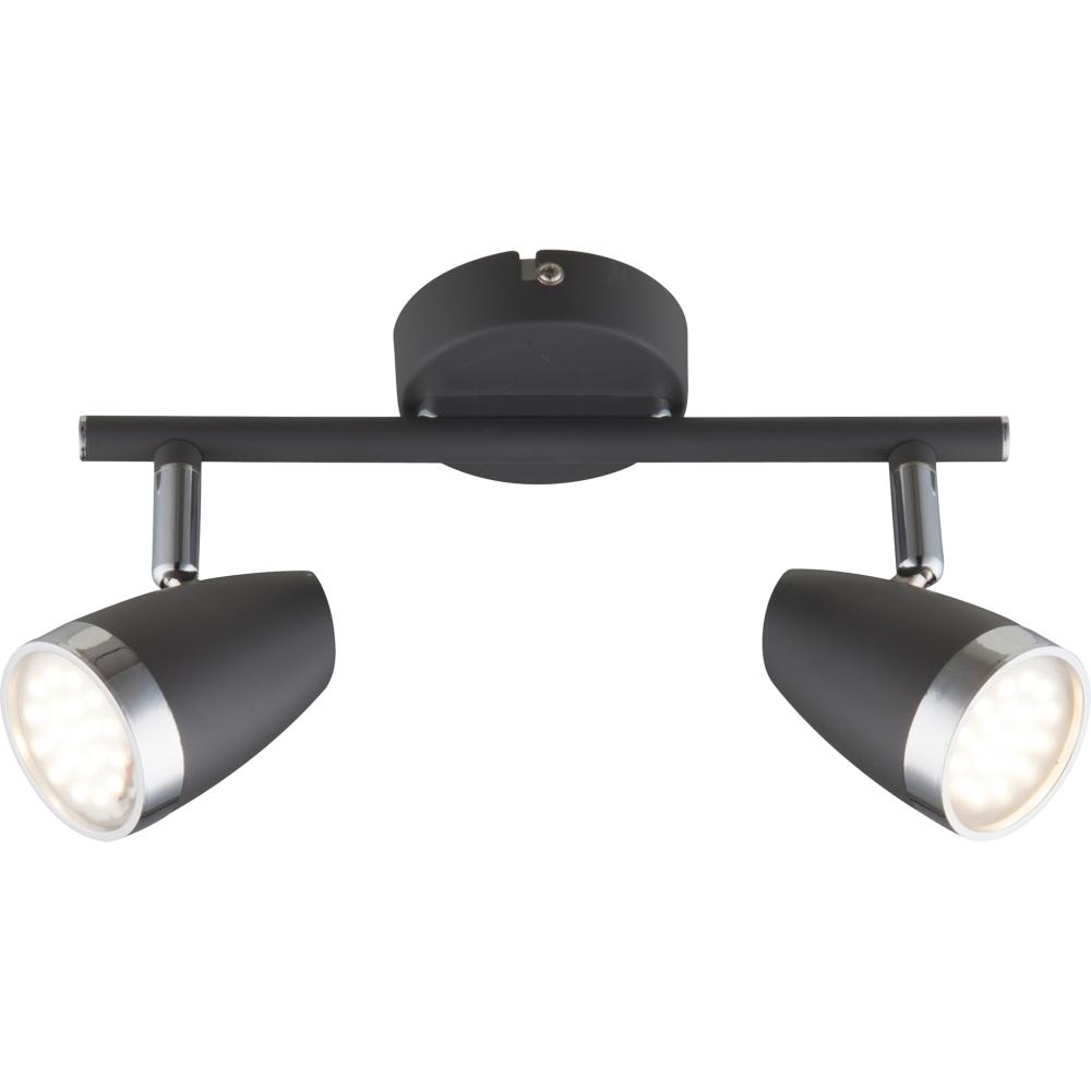 Led plafondlamp 3000K inclusief lichtbron - vooraanzicht lamp