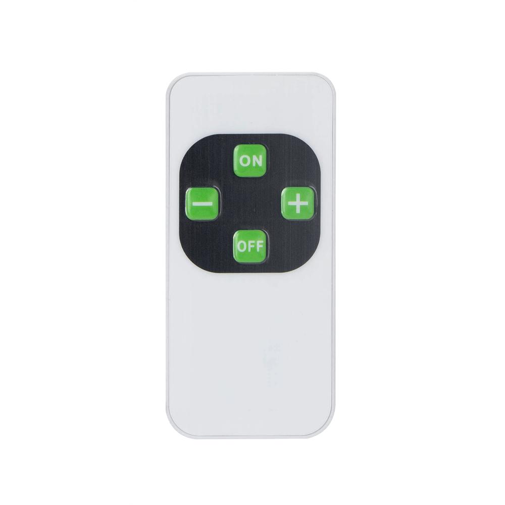 LED strip inclusief afstandsbediening 3000K - warm wit dimbaar - afstandsbediening