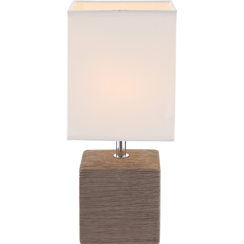 LED moderne tafellamp E14 fitting - vooraanzicht