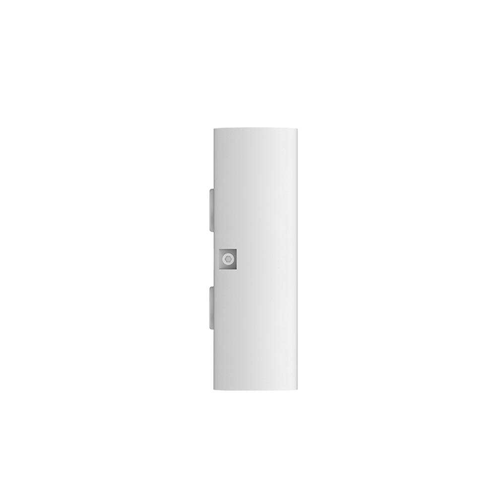Led Wandlamp wit buiten IP65 CCT - zijkant wandlamp