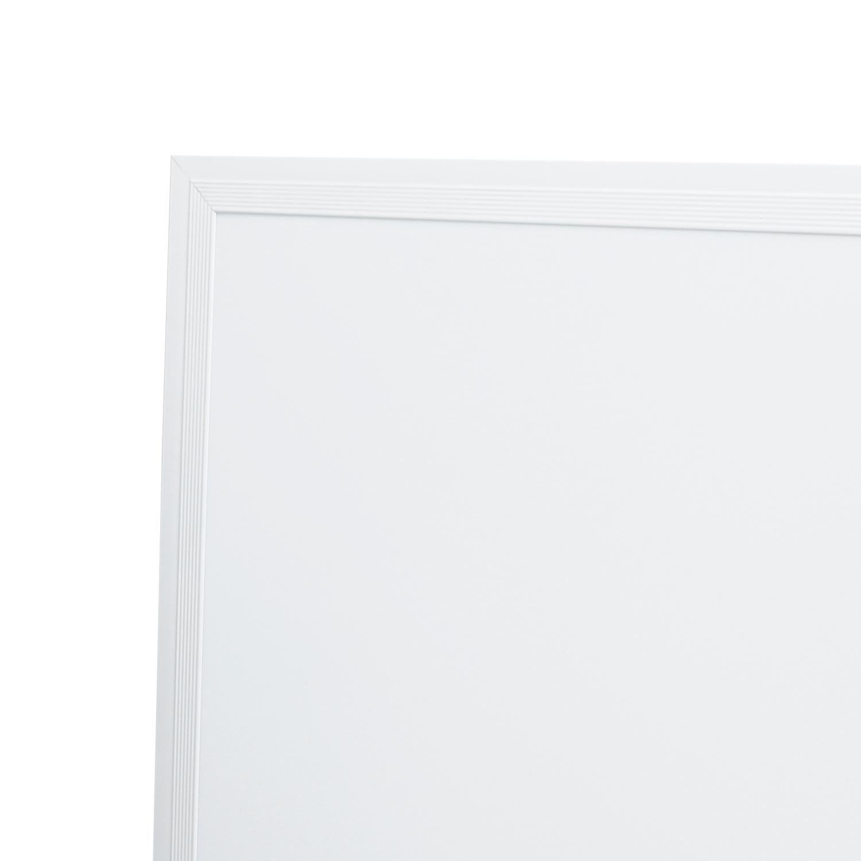 Slimme LED Paneel 60x60cm WiFi - dimbaar - CCT kleurwissel - 3000K - 4000K - 6000K - close up