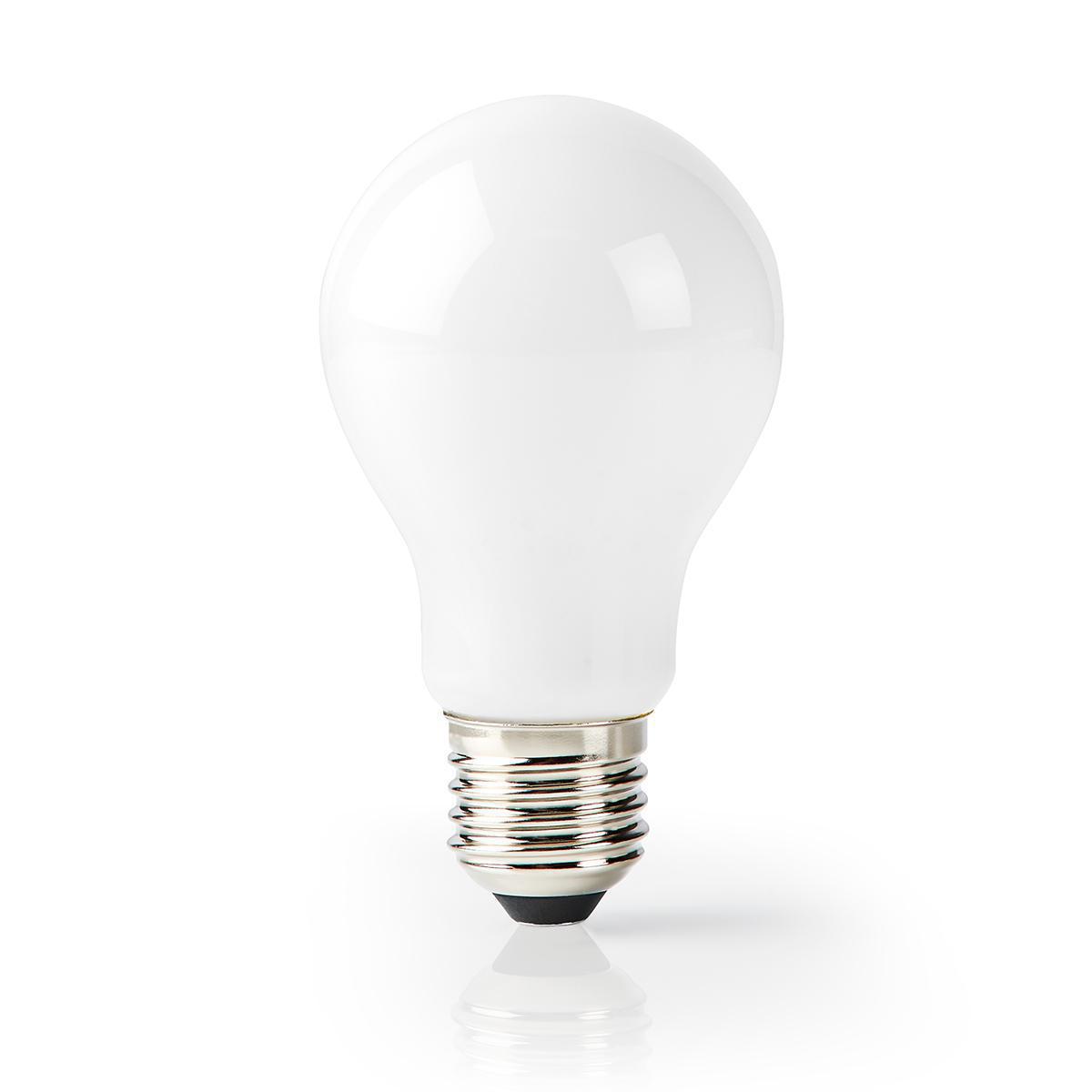 Slimme Led Lamp met wifi E27 fitting 2700K - warm wit - lamp uit