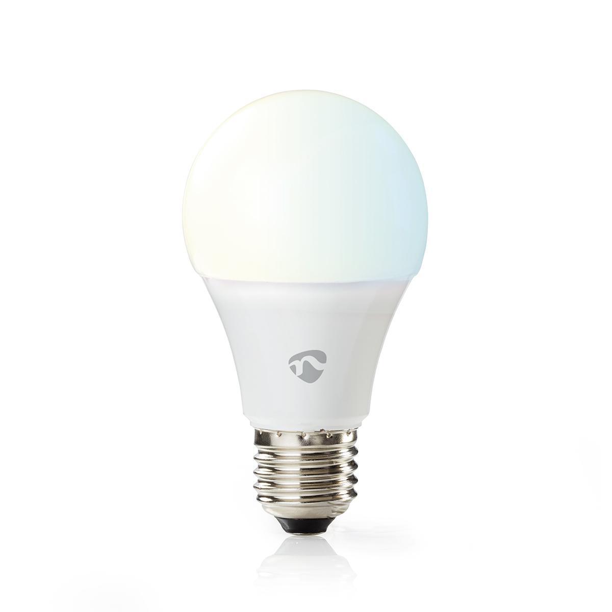 Slimme Wi-Fi Led Lamp 9 Watt CCT - Kleurwissel - lamp aan