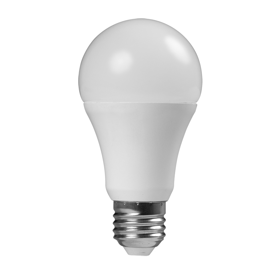Wi-Fi Smart LED-Lamp | Full-Colour en Naturel Wit | E27 - vooraanzicht lamp