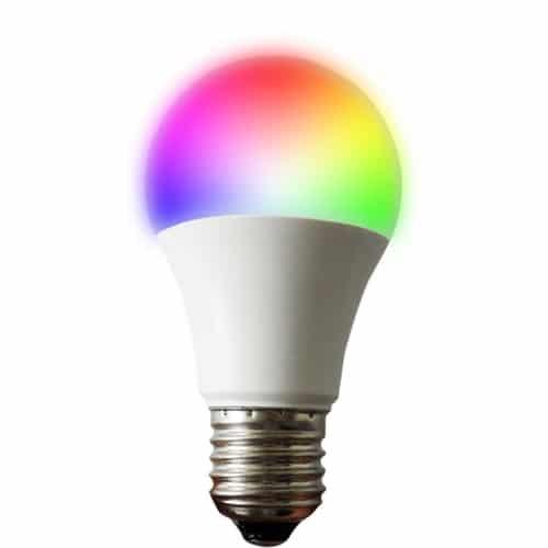 Wi-Fi Smart LED-Lamp | Full-Colour en Naturel Wit | E27 - verschillende kleuren