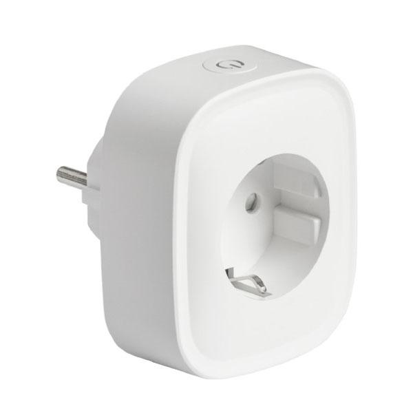 Slim stopcontact Wi-Fi 16A 3500 Watt - vooraanzicht
