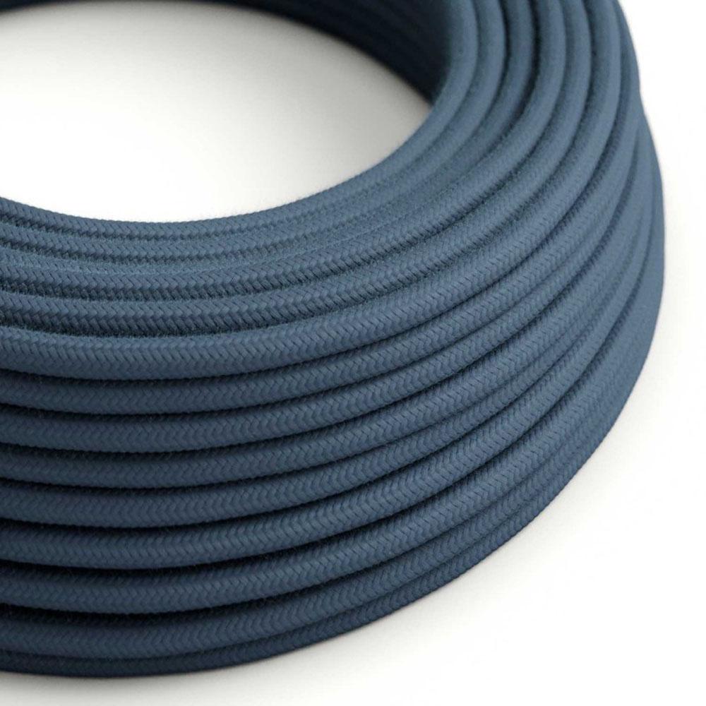 Strijkijzersnoer 220 Volt 1 meter standaard grijs - kabel op rol
