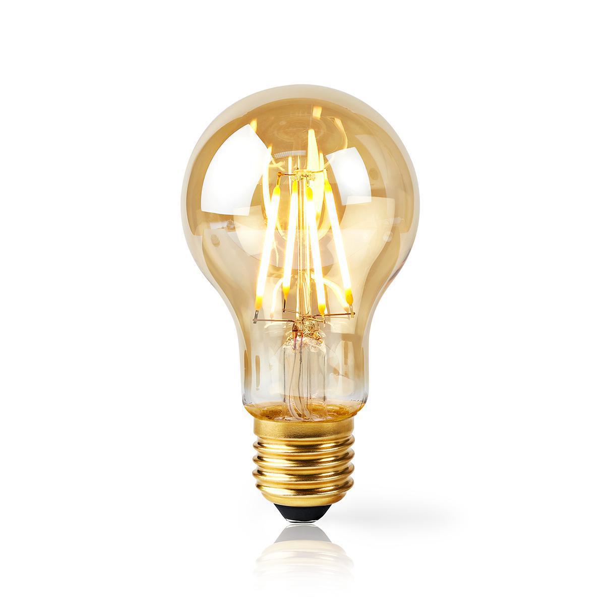 Slimme filament Wifi lamp E27 - 2200K - 5 watt