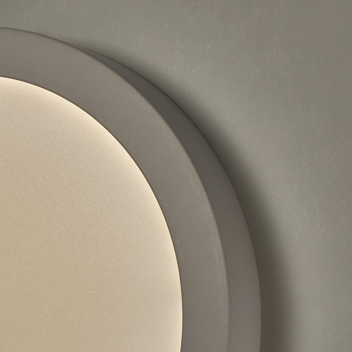 WiFi - Smart LED plafondlamp - 18 watt - 30cm - warm tot koel wit - 18 watt - dimbaar - app besturing - lichtkleur