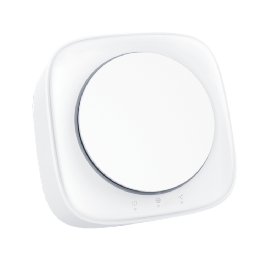 Zigbee 3.0 Smart Home HUB wit kuntstof