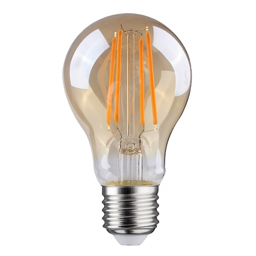 LED filament dimbare lamp 6,5 Watt grote fitting E27 2700K Warm wit