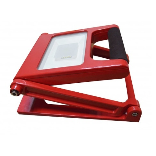 led bouwlamp 20W op accu inklapbaar