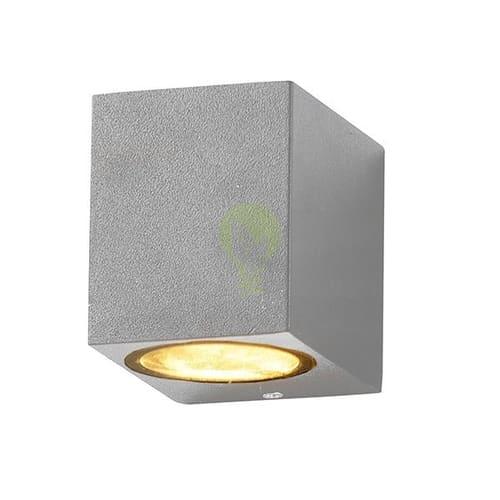LED buiten spot GU10 san diego zilver