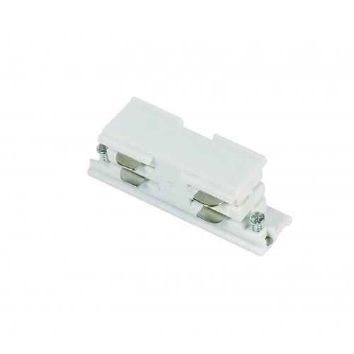 3-fase interne connector / koppelstuk wit