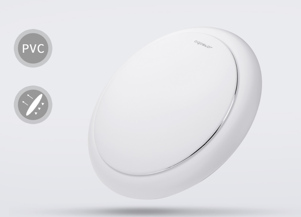 LED Plafond / ceiling lamp rond wit 12W - 20W - 24W - materiaal