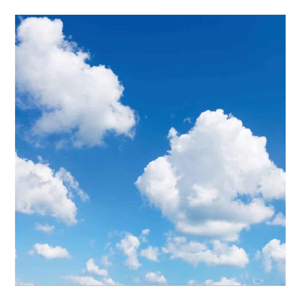 wolkenplafond- afbeelding wolken